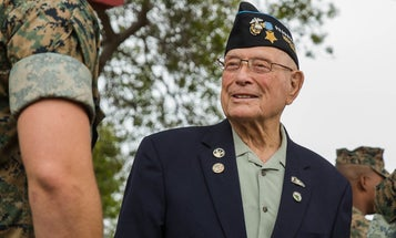 What it was like fighting on Iwo Jima, according to a Marine Medal of Honor recipient
