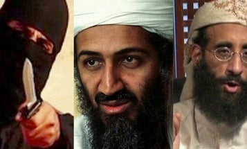 Here's what 23 of the world's most dangerous terrorists look like today