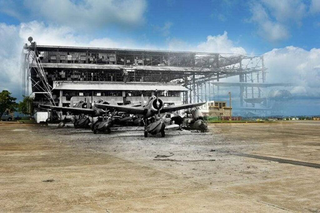 Hangar 6 - Ford Island