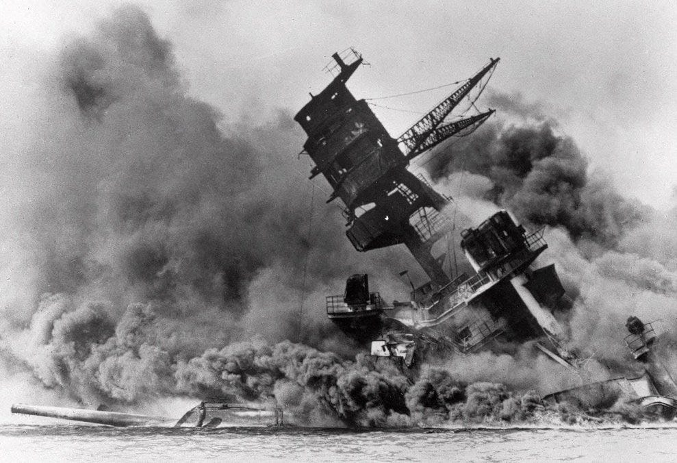 The remarkable stories behind 5 iconic photos of the Pearl Harbor attack
