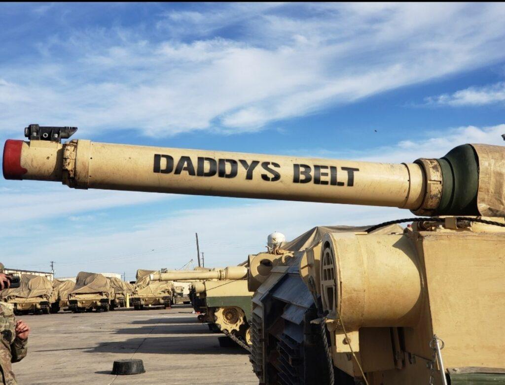 Daddy's Belt