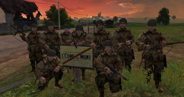 A new WWII TV show based on the popular video game 'Brothers in Arms' is in the works