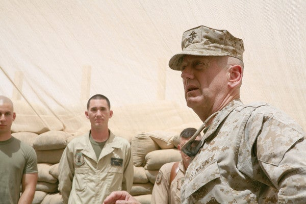 7 ways James Mattis is more of a Marine than Sebastian Gorka will ever be