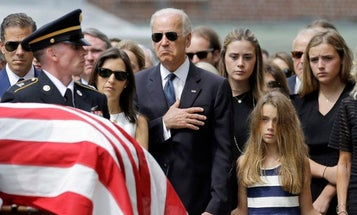 Biden suspects toxic exposure in Iraq killed his son Beau. Now he has a plan to help other sick veterans