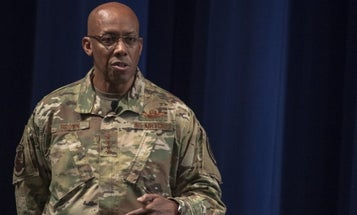 Air Force still 'struggling' to stop two-year suicide crisis, top general says
