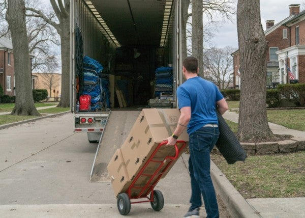 Moving company accused of selling airman's stuff while he was deployed