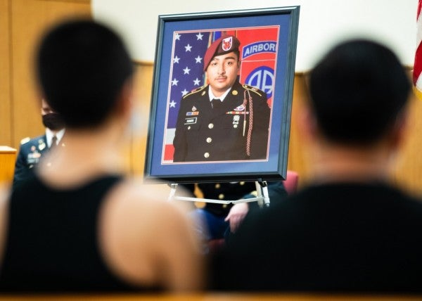 This 82nd Airborne rendition of 'Amazing Grace' in honor of a fallen comrade will give you chills