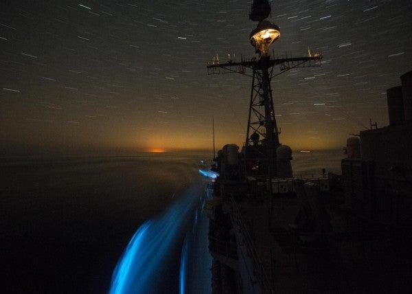 2 Navy ships set record for consecutive days at sea amid COVID-19 pandemic