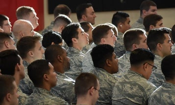 Former Air Force lawyer blasts 'ridiculous' two-month effort to investigate racial problems in the service