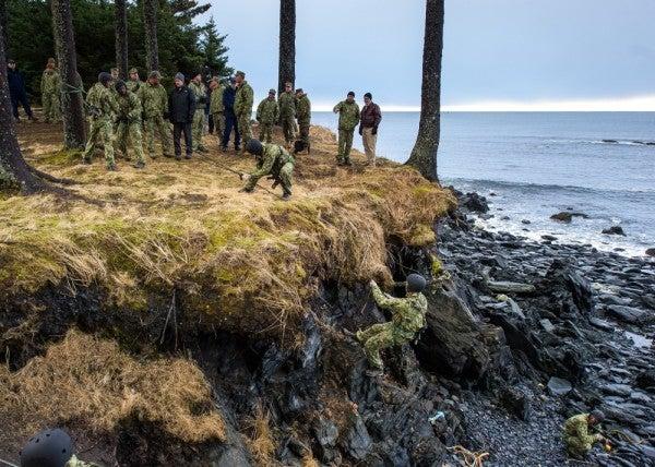 Naval Special Warfare member shoots and kills intruder at Alaska installation