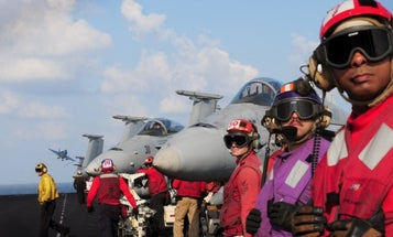 Why fighter fuel range could be the Navy's biggest weakness in a war with China