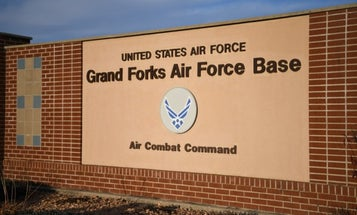 Two airmen killed in shooting at Grand Forks Air Force Base