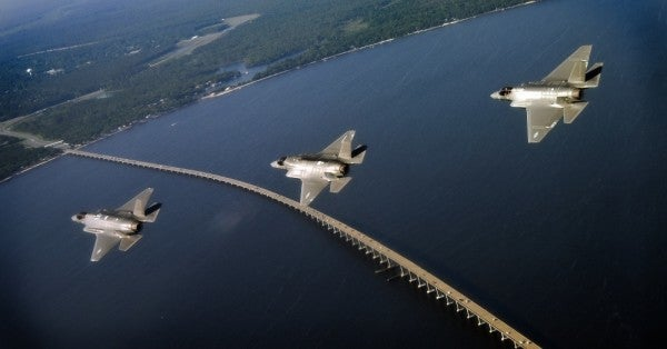Florida air base commander calls for 'safety pause' after back-to-back stealth fighter crashes