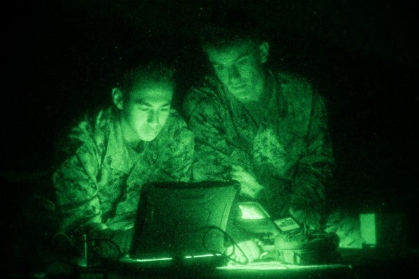 'Operation Buck Rogers' — How Camp Pendleton Marines use drones to preserve local wildlife