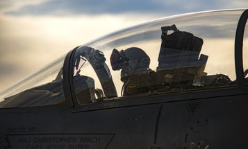 The Air Force is officially investigating whether fighter pilots have higher rates of cancer