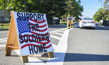 Feds investigating Mass. Soldiers' Home where 25+ veterans died amidst COVID-19 crisis