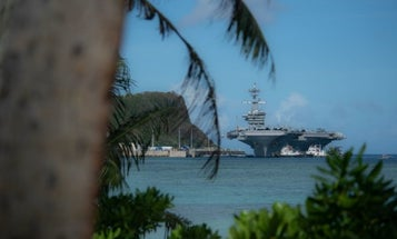Almost 1 in 10 Theodore Roosevelt sailors tested positive for COVID-19