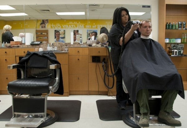 Air Force allows commanders to relax hair and fitness standards in response to COVID-19