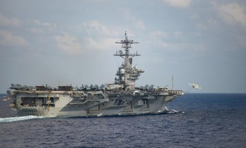 3 sailors at sea aboard Theodore Roosevelt aircraft carrier have COVID-19
