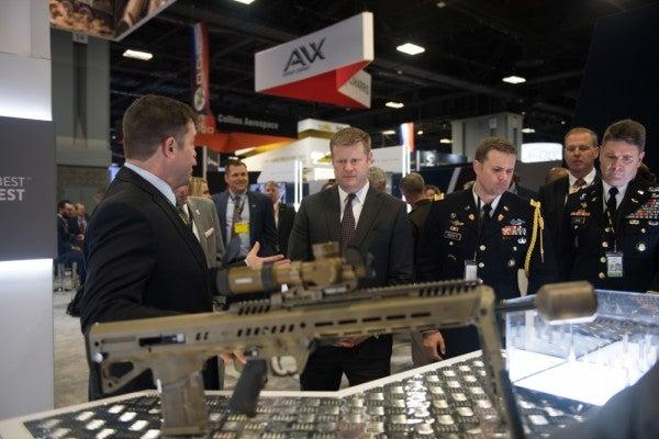 Coronavirus cancels giant annual Army symposium in Alabama
