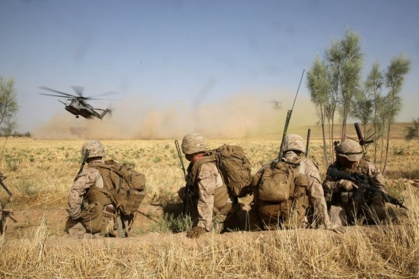 Afghanistan peace deal brings up mixed emotions for veterans in New Mexico