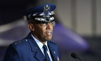98 airmen have died by suicide so far in 2020, Air Force chief says