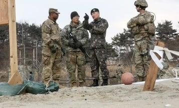 South Korea, US to hold smaller military drills due to coronavirus