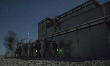 Special tactics airmen earn 90 awards for battling terror groups worldwide