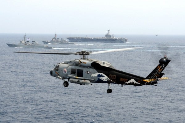 US military to help Japan monitor 'unprecedented' Chinese incursion in East China Sea