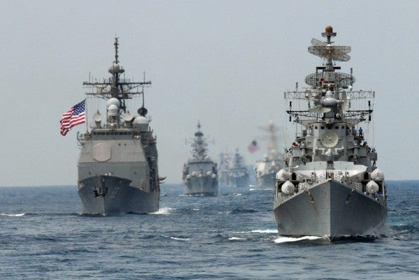 India's deadly showdown with China could lead to rising tensions at sea