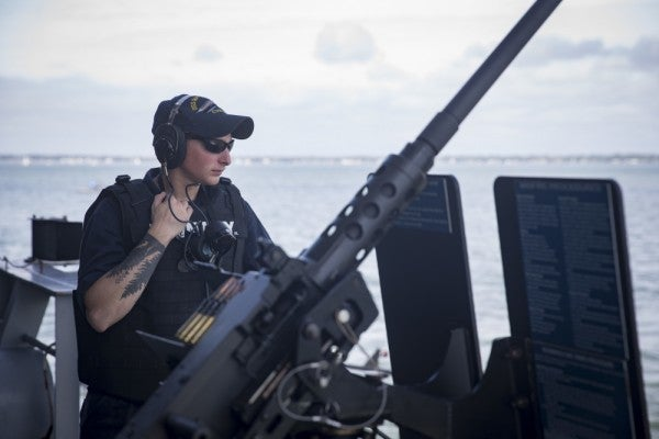 Navy reassigns captain overseeing embattled Gerald R. Ford supercarrier