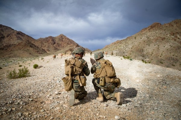 Exclusive: 5 Marines injured by 'danger close' mortar impact one week before unit commander and sergeant major fired