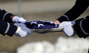 Air Force identifies airmen killed in Grand Forks AFB shooting