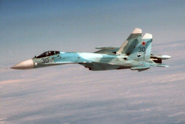NATO says Russian aircraft violated European airspace nearly 300 times in 2019