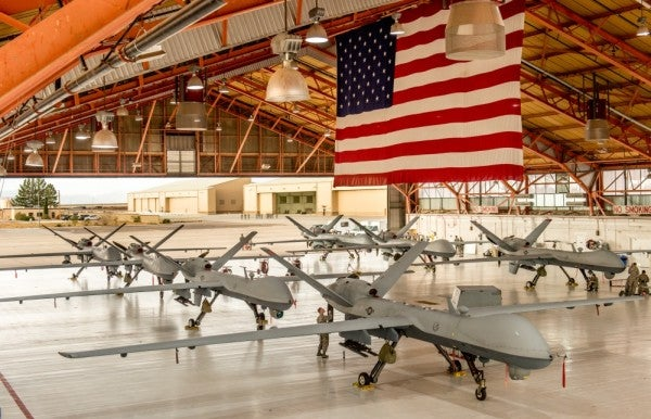 'That place is a dumpster fire' — Inside the Air Force's dilapidated Reaper school, which won't be fixed anytime soon