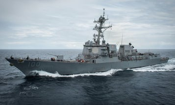 How COVID-19 outbreaks on three other ships helped the Navy fight one aboard the USS Kidd