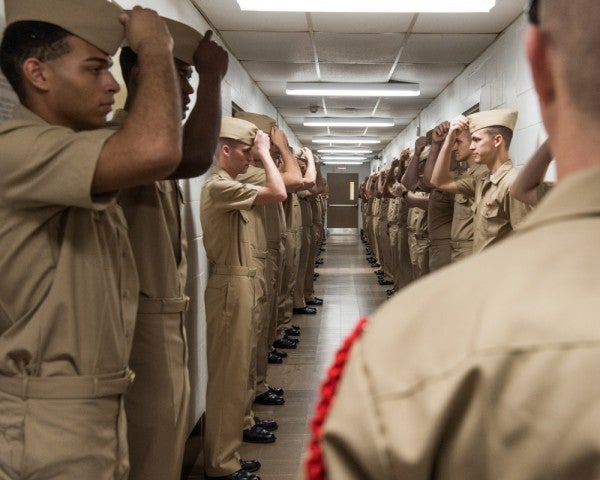 Navy OKs beards, turbans, and hijabs worn for religious reasons, though key questions remain