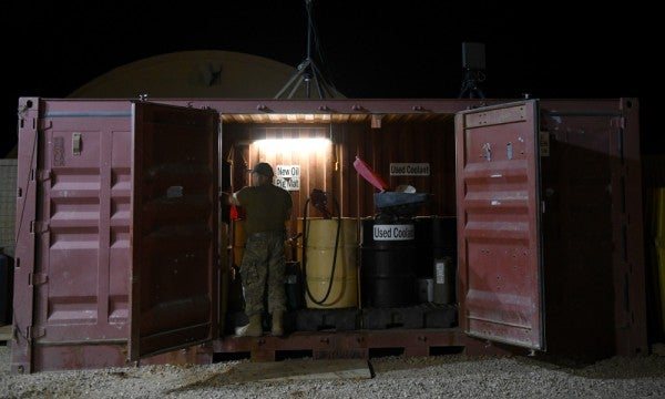 Mobile nuclear reactors could be coming soon to power a FOB near you