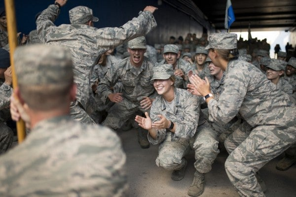 The Air Force is modifying its song to be more inclusive of women