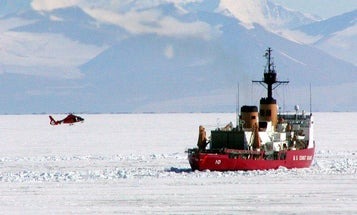 Coast Guard icebreaker returns to Arctic for first time in 38 years to counter Russia