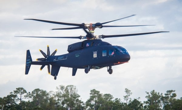 These are the two official contenders to replace the Army's Black Hawk fleet