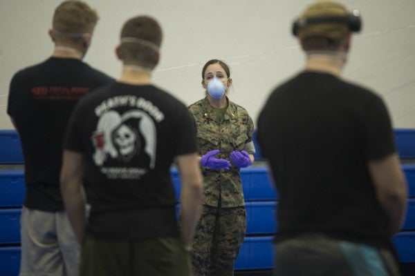 'We just kind of want to go home at this point' — a Theodore Roosevelt sailor describes quarantine on Guam