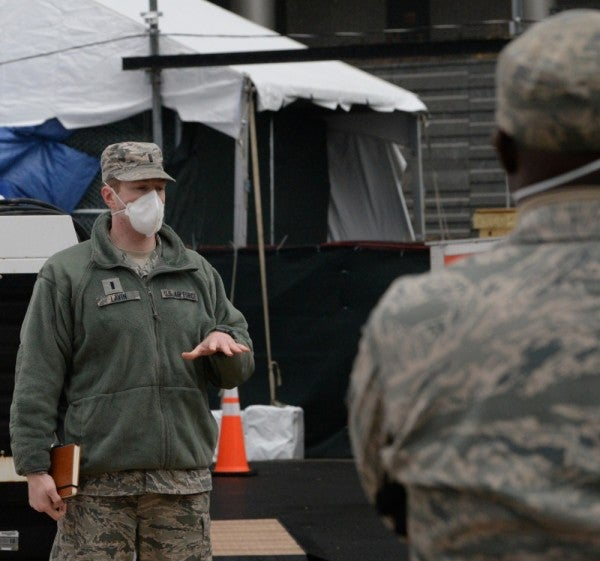 Inside the New York Air Guard unit assigned to recovering bodies of COVID-19 victims