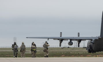 About 100 airmen, dependents at Cannon Air Force Base self-monitoring for COVID-19