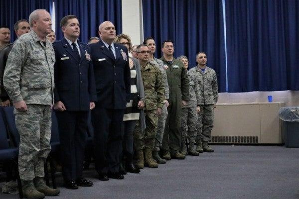 Rape jokes, vindictive culture in 'old boys club' at Pennsylvania Air National Guard Station