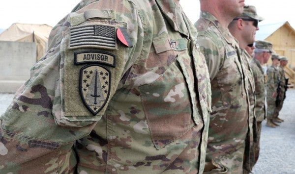 Investigation recounts death of Army sergeant major in Afghan insider attack