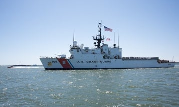 The Coast Guard celebrated 4/20 by seizing $1 million worth of pot in the Caribbean