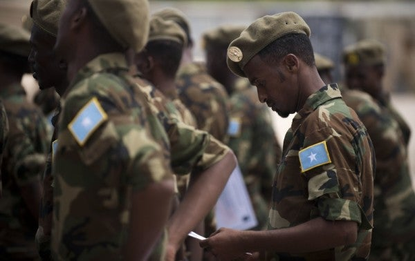 The surge nobody's talking about: the US war in Somalia