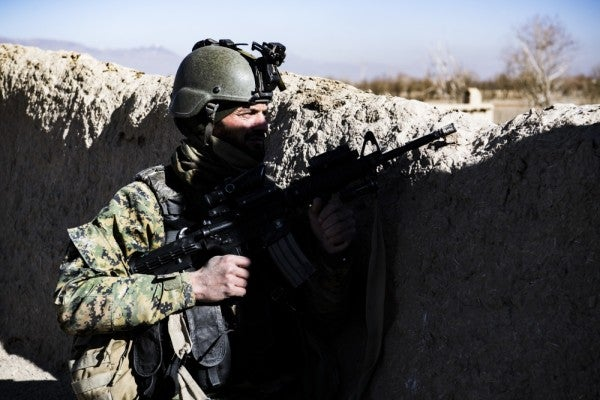 Afghan military base stormed, 27 security force members killed