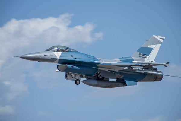 11 amazing F-16 paint jobs in honor of the Air Force birthday